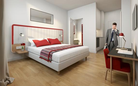 investeren in een hotel