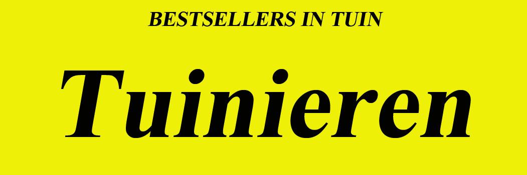 Bestsellers Tuinieren