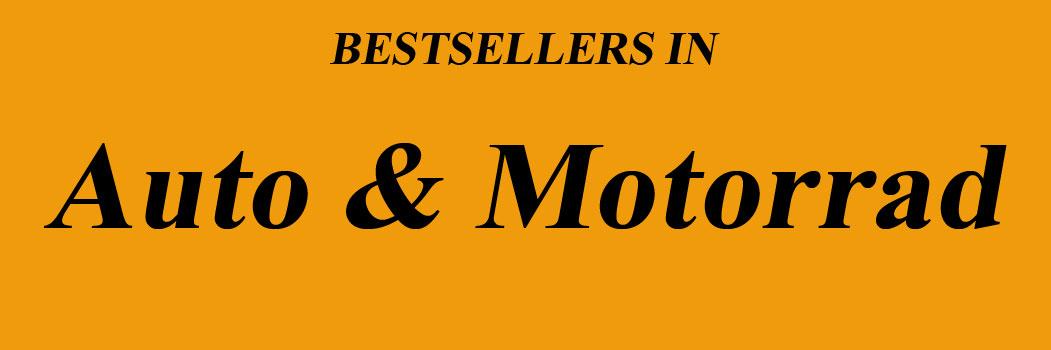 Bestseller in Auto & Motorrad