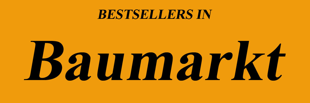 Bestseller in Baumarkt