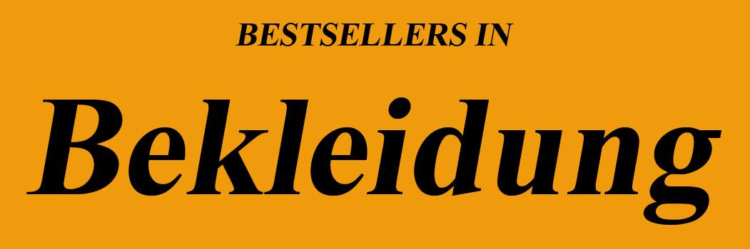Bestseller in Bekleidung