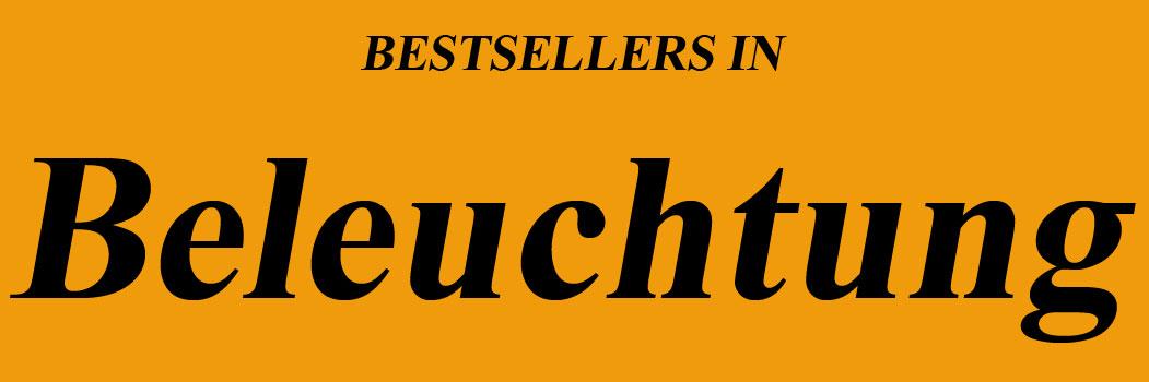 Bestseller in Beleuchtung
