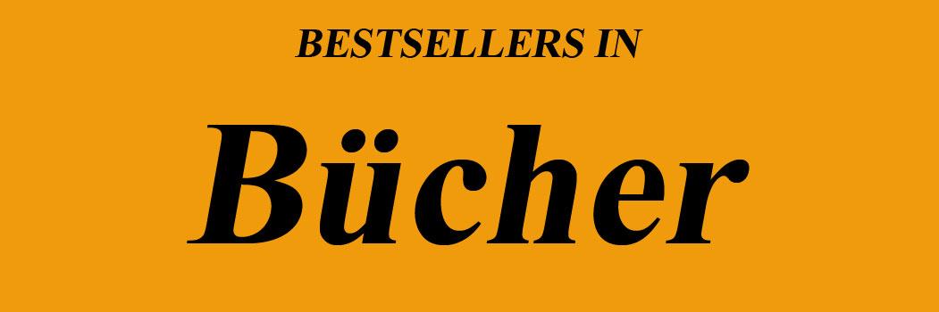 Bestseller in Bücher