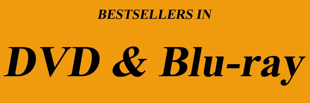 Bestseller in DVD & Blu-ray