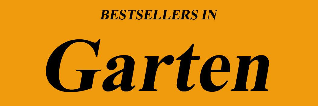 Bestseller in Garten