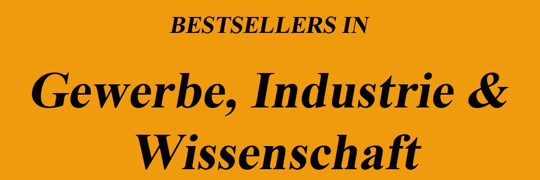 Bestseller in Gewerbe, Industrie & Wissenschaft