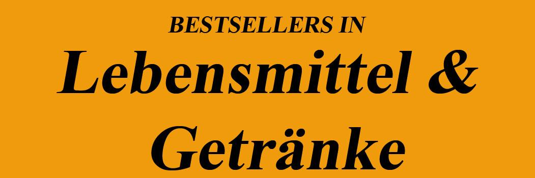 Bestseller in Lebensmittel & Getränke