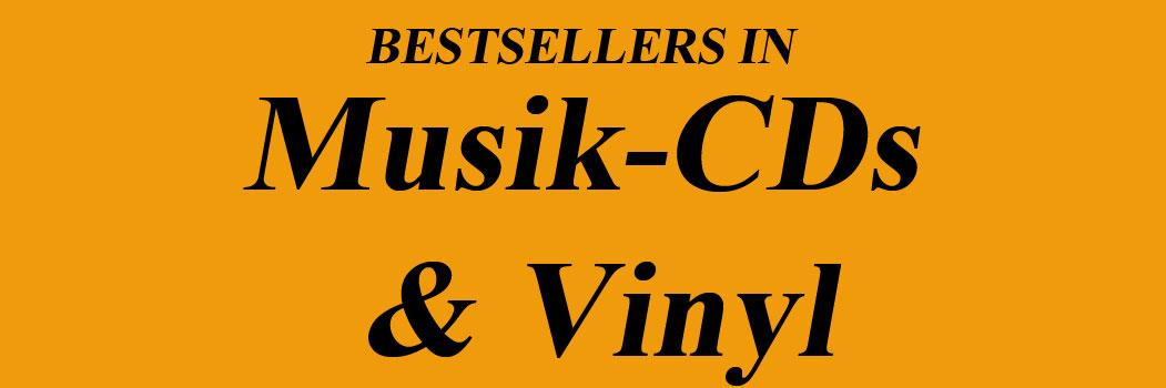 Bestseller in Musik-CDs & Vinyl