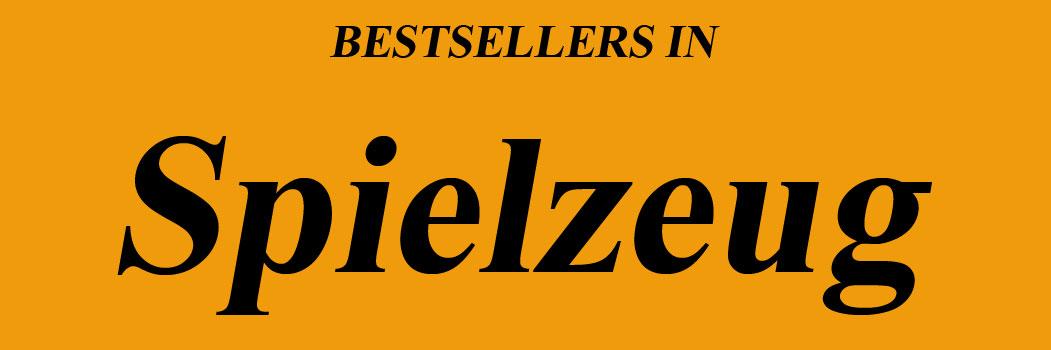 Bestseller in Spielzeug