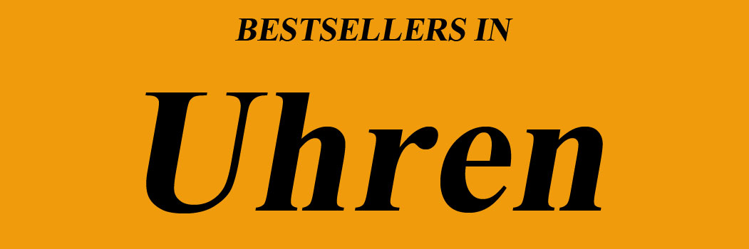 Bestseller in Uhren
