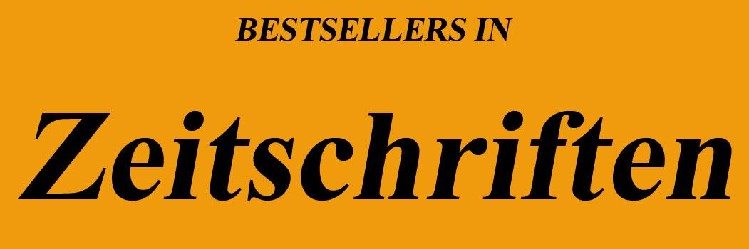 Bestseller in Zeitschriften
