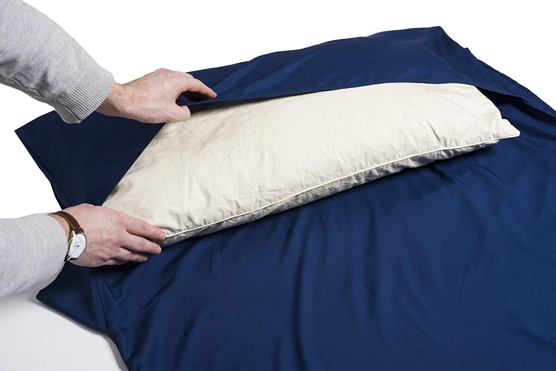 microvezel-inlegzak-voor-slaapzak voor zomerslaapzak