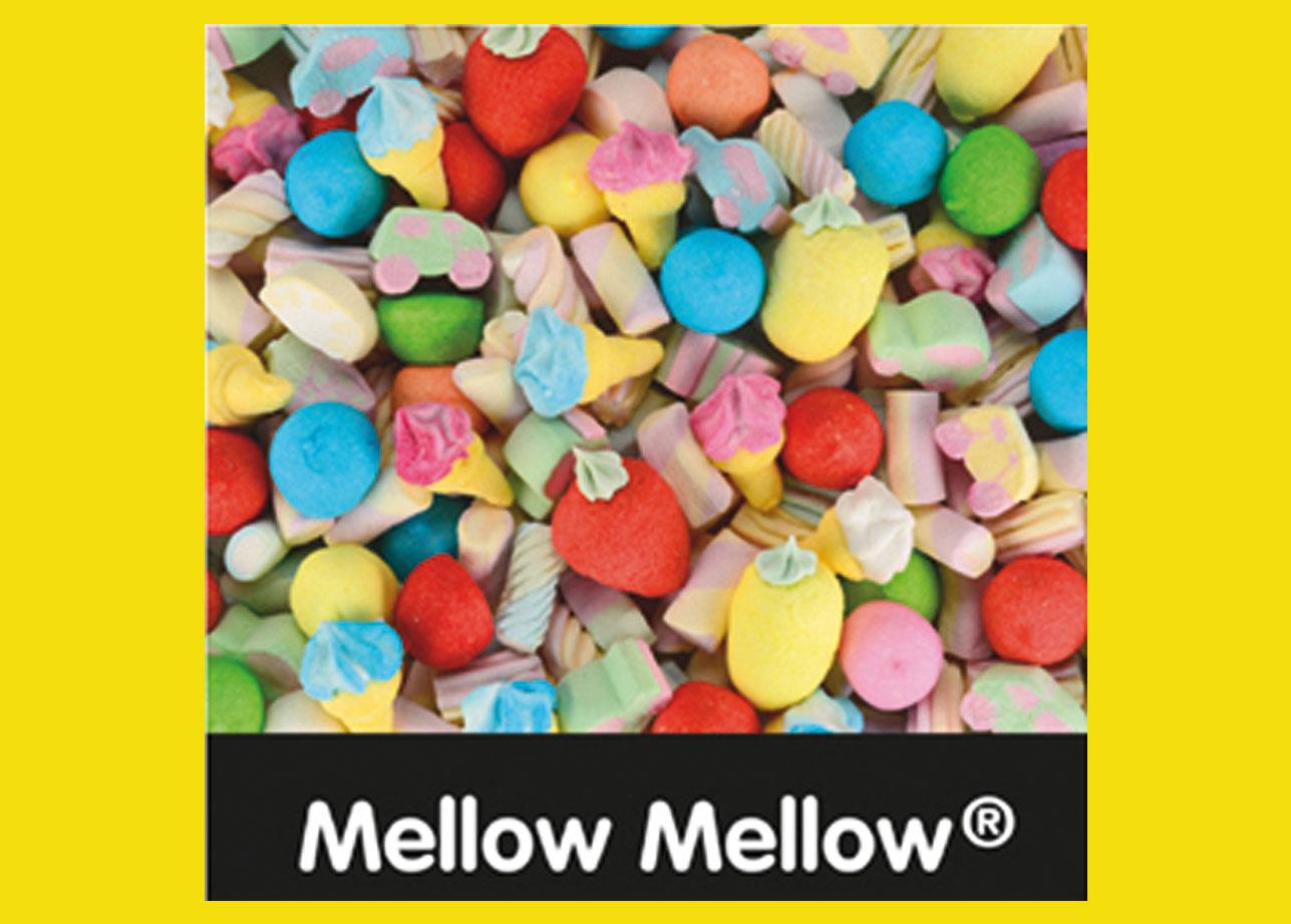 De Marshmallows van Mellow Mellow staan zeker bovenaan de lijst van de Meest Verkochte Marshmallows.