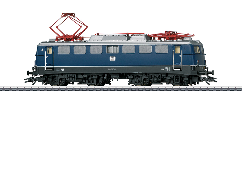 Deze Locomotief van Märklin is een goed verkopende locomotief in de Best Verkochte Modeltreinen.