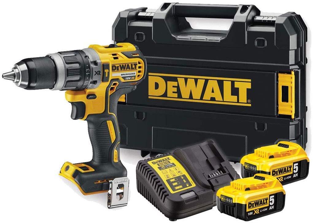 Deze Dewalt Klopboormachine is al jaren bestseller bij de Boormachines. Dewalt staat voor innovatieve, hoogwaardige elektrische gereedschappen.