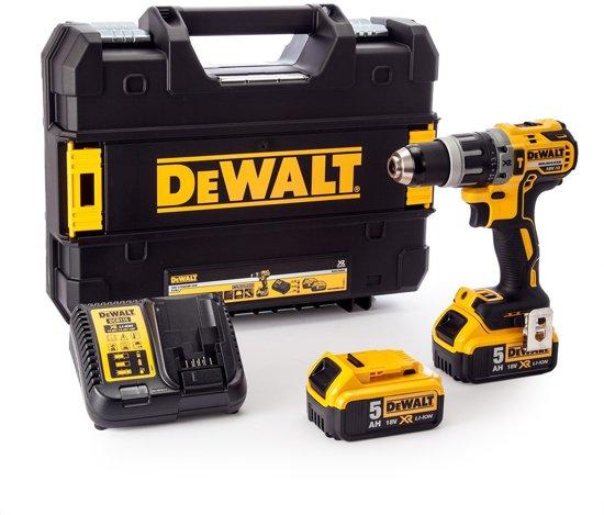 Deze Dewalt Klopboormachine hoort al jaren bij de Beste Boormachines. Onvergelijkbaar en krachtig.