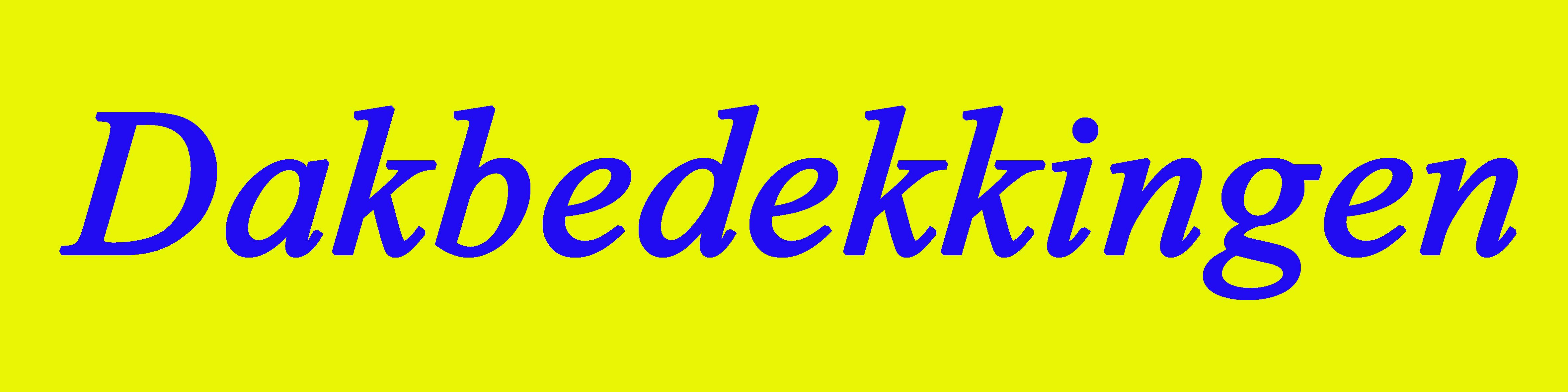 TOP 100 Dakbedekkingen