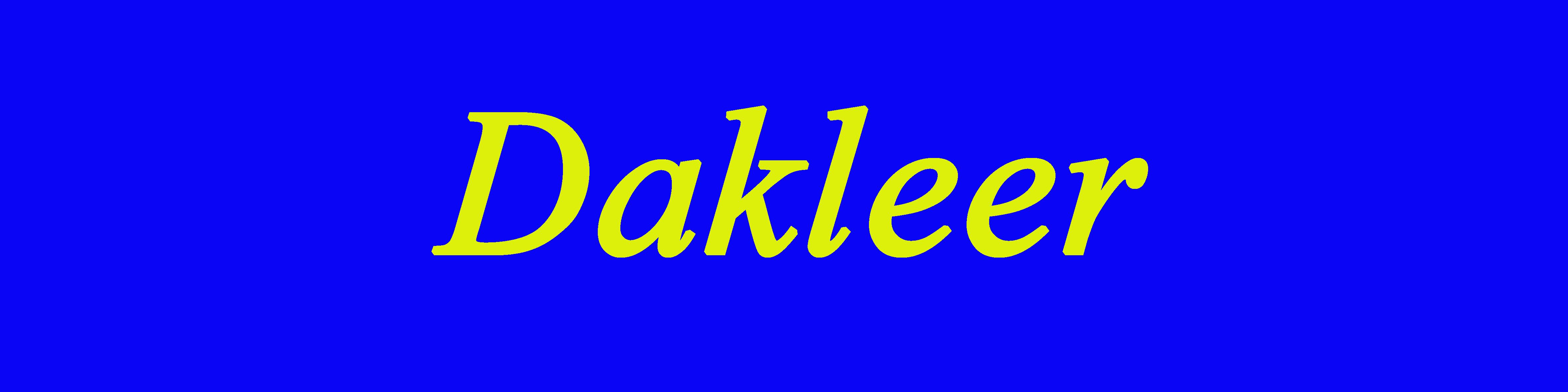 TOP 100 Dakleer