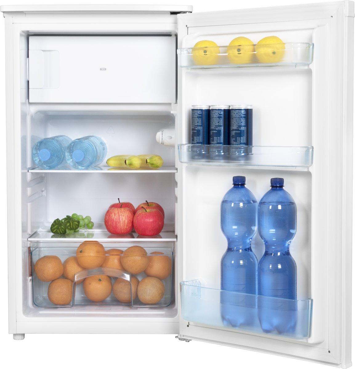 De Exquisit KS117 Koelkast de Best verkochte koelkast tafelmodel in Vlaanderen en Nederland.
