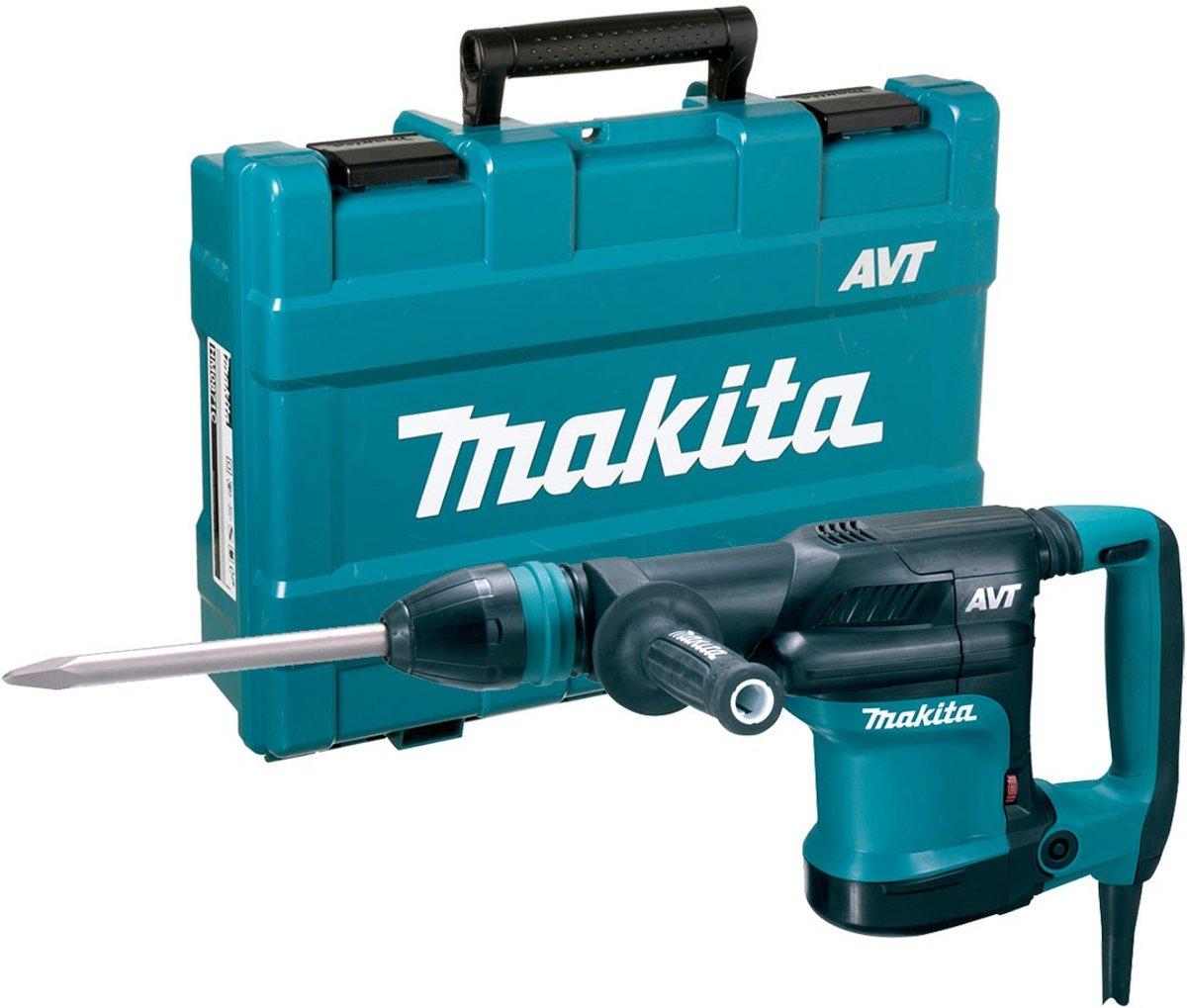 De Maki werkt sneller door elektronica voor een constant toerental.