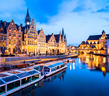 Reizen en vakanties België