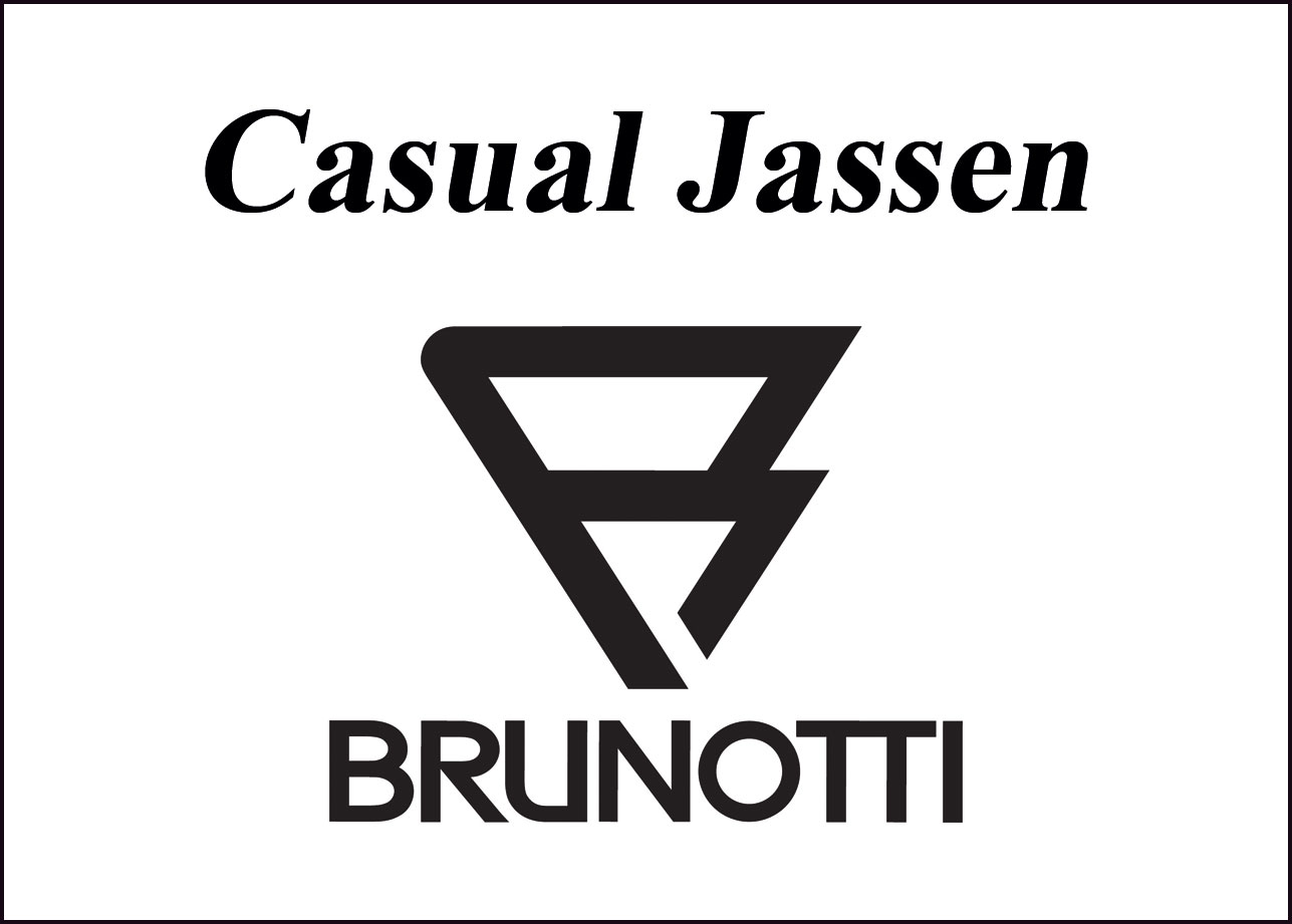 Brunotti casual jassen