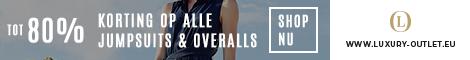 In onze Outlet afdeling tot 80% korting op Jumpsuits en Overalls.