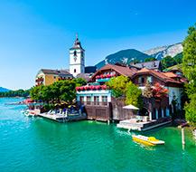 Reizen en vakanties Oostenrijk