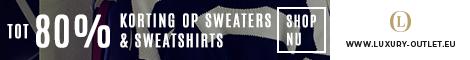 Sweaters en Sweatshirts met kortingen tot 80%