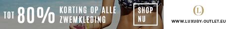 Zwemkleding Outlet tot 80% korting.