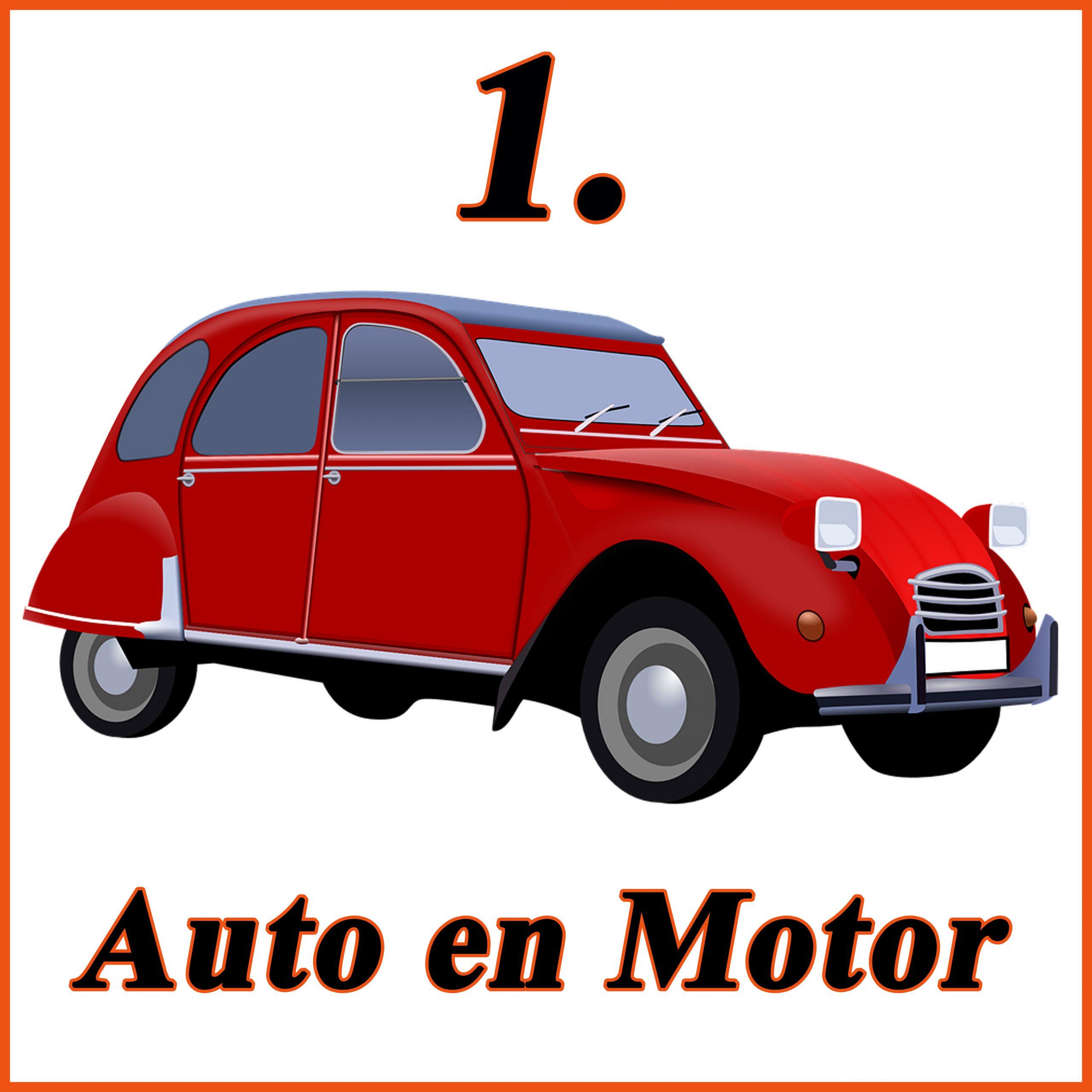 Catalogus Auto en motor