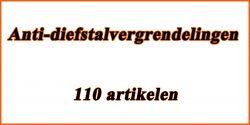 Catalogus Auto en motor: Anti-diefstalvergrendelingen