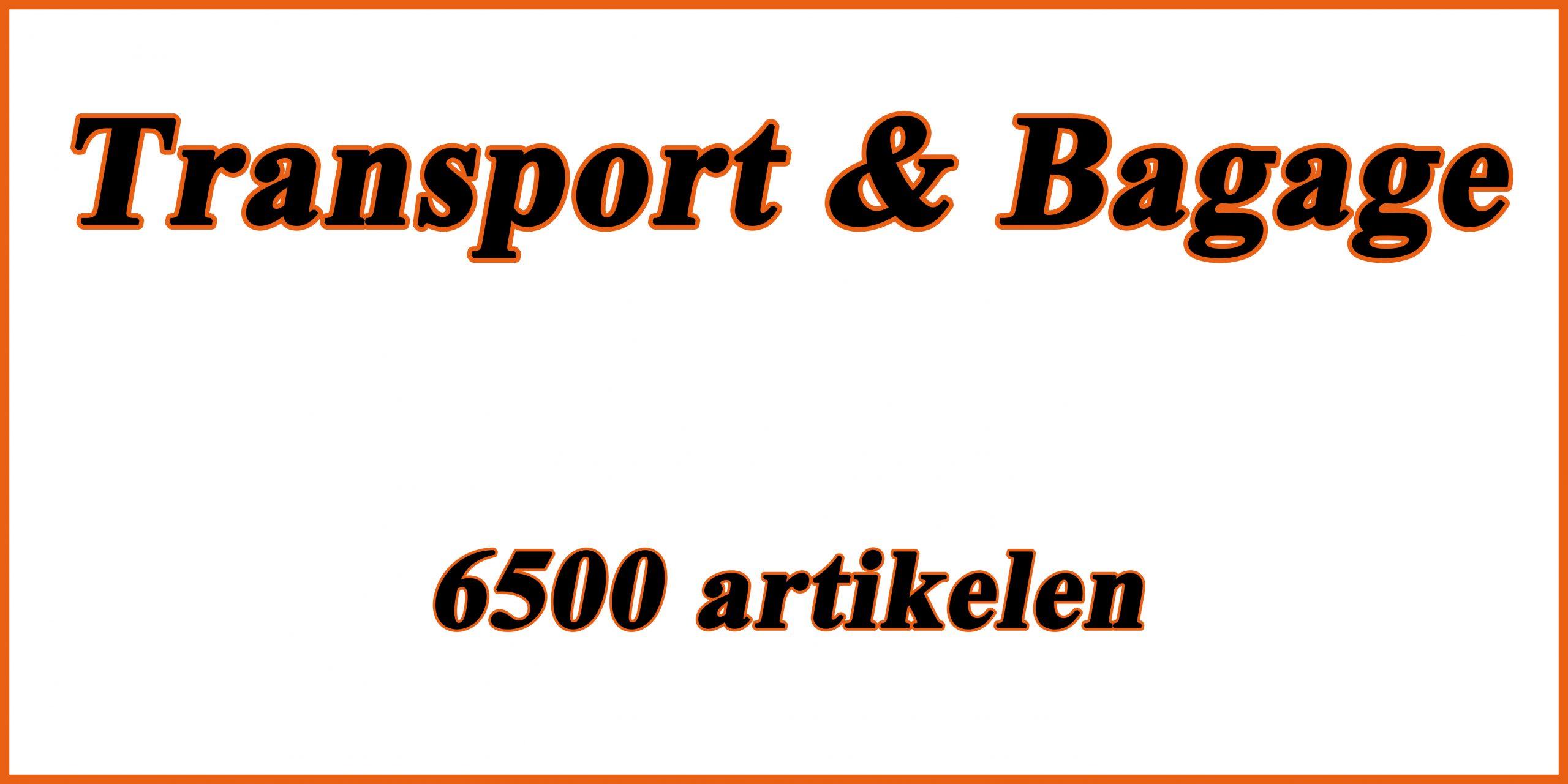 Catalogus Auto en motor: Transport & Bagage