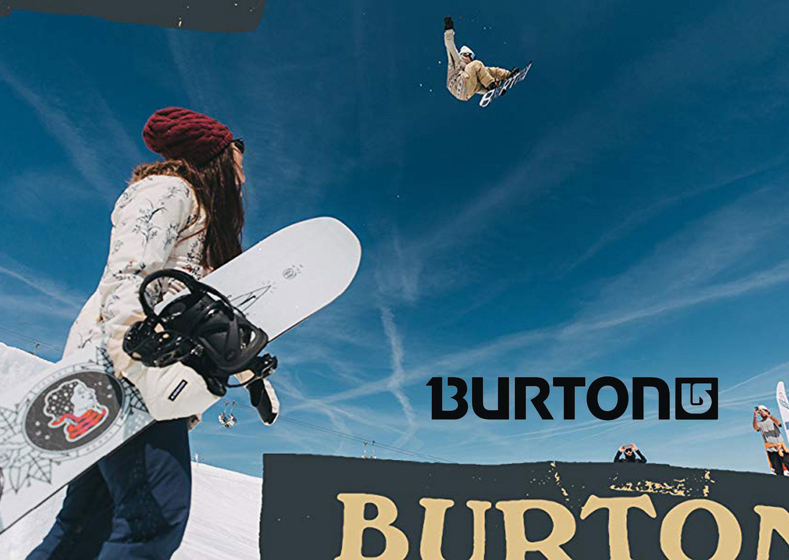 De skibroeken van Burton in ons assortiment, zijn gemaakt met de laatste technologieën.