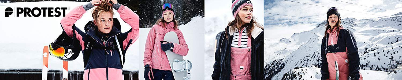Hoera, het seizoen van de sneeuwpret komt eraan! Zoek je inspiratie voor je wintersportoutfit Protest