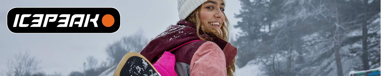 Icepeack Ski Jassen Voor Dames