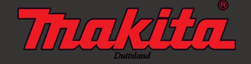 Makita Gereedschapskoffers wereldwijd verkocht.