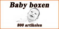 catalogus baby: Baby Boxen