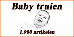 Baby truien