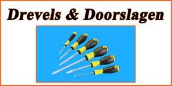 Doe het zelf markt: Drevels & Doorslagen