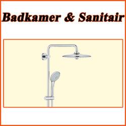Doe het zelf markt: Badkamer & Sanitair