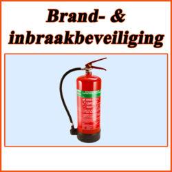 Doe het zelf markt: Brandbeveiliging, Inbraakbeveiliging
