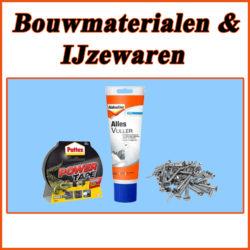 Doe het zelf markt: Bouwmaterialen & IJzewaren