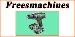 Doe het zelf markt: Freesmachines