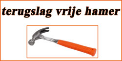 terugslag vrije hamer