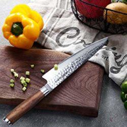 damastmes van adelmayer het scherpste mes ter wereld.