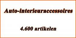 Catalogus Auto en motor: Auto-interieuraccessoires
