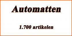 Catalogus Auto en motor: Automatten