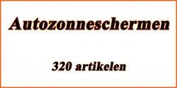 Catalogus Auto en motor: Autozonneschermen