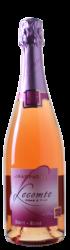 Lecomte Père et Fils Champagne Brut Rosé: bestsellers-in-champagne-of-bubbeltjeswijn
